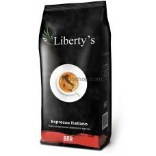 Зерновой кофе Liberty`s Bar 1кг