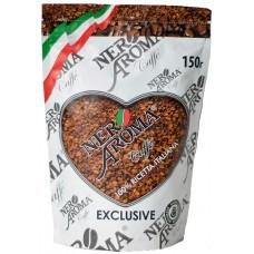 Кофе растворимый Nero Aroma Exclusive 150г