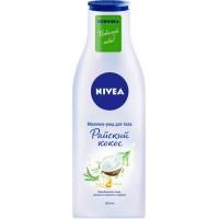 Молочко-уход для тела Nivea Райский кокос 200 мл