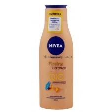 Лосьон для тела Nivea Q10 для упругости кожи с эффектом естественного загара 200 мл