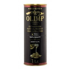 Оливковое масло Extra Virgin Oil Olimp Black Label 1л