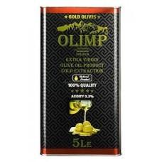 Оливковое масло Extra Virgin Oil Olimp Black Label 5л