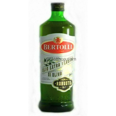 Оливковое масло Bertolli Robusto extra vergine