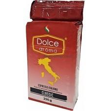 Кофе молотый Dolce Aroma Classic 250гр