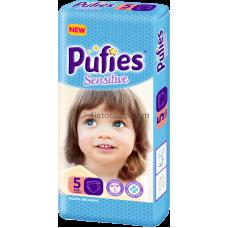 Подгузники Pufies Sensitive Junior 5 (11-20 кг) 48 шт