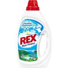 Гель для стирки Rex Power Амазонская свежесть 1 л