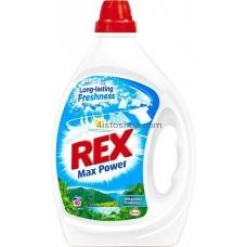 Гель для стирки Rex Power Амазонская свежесть 2 л