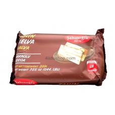 Халва кунжутная с шоколадом 200г