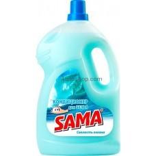 Кондиционер для белья SAMA Свежесть океана 4л
