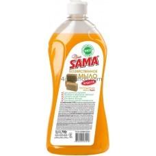 Мыло SAMA Жидкое хозяйственное 750г