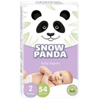 Подгузники Снежная Панда 2 Mini 3-6 кг 54 шт