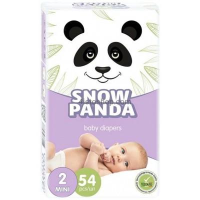 Подгузники Снежная Панда 2  54 шт