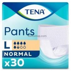 Подгузники-трусы для взрослых Tena Pants Normal Large 30 шт дышащие