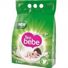 Стиральный порошок для детских вещей Teo Bebe Алоэ 2,4 кг