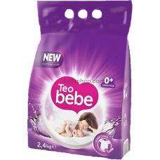 Стиральный порошок для детских вещей Teo Bebe Лаванда 2,4кг