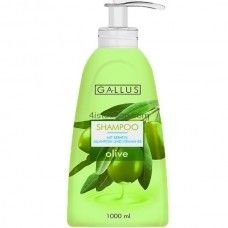 Шампунь Gallus Olive оливковый 1л