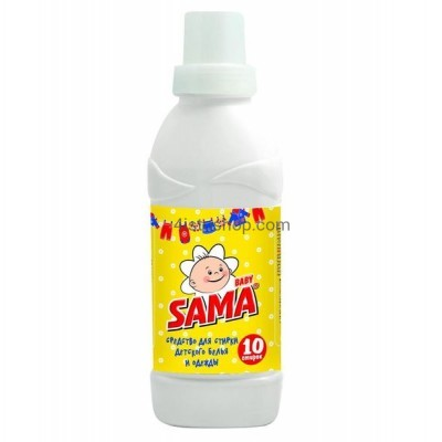 Гель Sama Baby 10 стирок