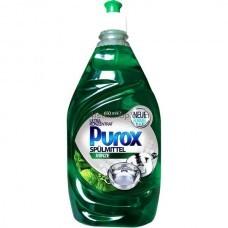 Жидкость для мытья посуды Purox Minze концентрат Мята 650 мл