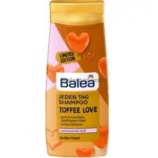 Шампунь для частого мытья Balea Toffee Love 300мл