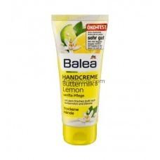 Крем для рук Balea Buttermilk and Lemon Увлажняющий 100мл