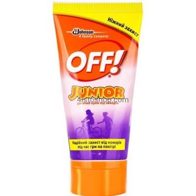 Крем от комаров OFF Junior 50мл