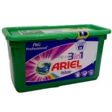 Ariel капсулы 3 in 1 для цветного 35шт