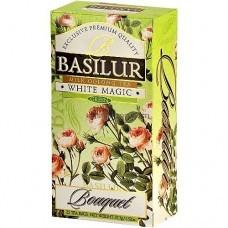 Чай зеленый Basilur Белое волшебство (картон) 20пак*1,5г
