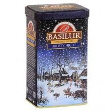 Чай черный Basilur Подарочная коллекция Морозная ночь 85г