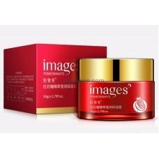 Крем для лица с экстрактом граната Images Pomegranate  50мл