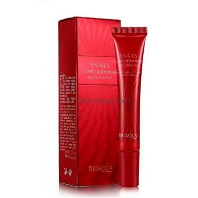 Bioaqua Snail Red Ginseng Eye Cream 20g