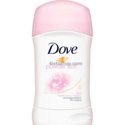 Дезодорант-стик для женщин Dove Нежность пудры 40 мл