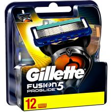 ОРИГИНАЛ!!! Gillette Fusion5 ProGlide сменные кассеты для бритья 1шт