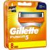 Сменные кассеты для бритья Gillette Fusion5 8 шт