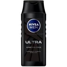 Шампунь для мужчин Nivea Men Ultra 250 мл