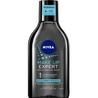 Мицеллярная вода Nivea Make up Еxpert для снятия базового макияжа 400 мл