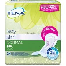 Урологические прокладки Tena Lady Slim Normal 12 шт