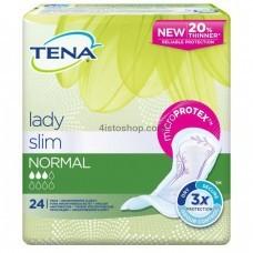 Прокладки урологические женские Tena Lady Normal 24 шт