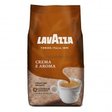 Зерновой кофе Lavazza Crema e Aroma Italy 1кг