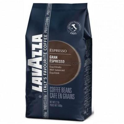 Lavazza Gran Espresso кофе в зернах 1кг