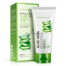 Пенка для умывания BIOAQUA Aloe Vera 92% Cleanser 100г