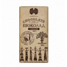 Горький шоколад 68% Chocolate Коммунарка 90г