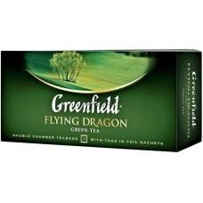 Чай зеленый Greenfield Flying Dragon 25 пакетиков по 2г