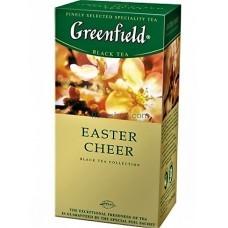 Чай черный пакетированный Greenfield Easter Cheer 1.5 г х 25 шт