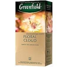 Чай зеленый пакетированный Greenfield Floral Cloud 25 x 1.5 г