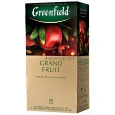 Чай черный пакетированный Greenfield Grand Fruit 1,5г х 25 шт