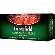 Чай черный пакетированный Greenfield Kenyan Sunrise 2 г х 25 шт