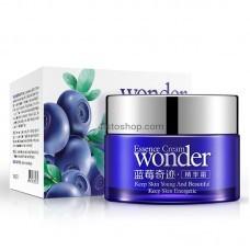 Крем для лица с экстрактом черники Bioaqua Wonder Essence Cream 50мл
