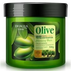 Маска для волос Bioaqua Olive Hair Mask 500мл