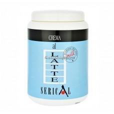 Маска для волос SERICAL Latte для всех типов волос 1л