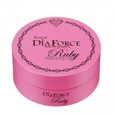 Патчи гелевые с рубиновой пудрой Rearar Dia Force Ruby 60шт